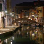 la calle silenziosa di Venezia