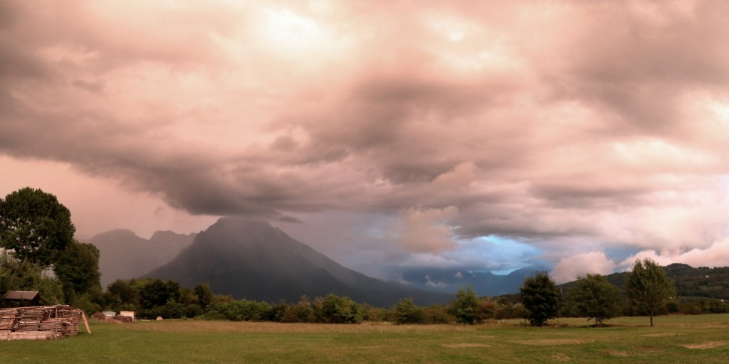 panorama monte Dolada