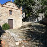 chiesetta di San Sebastiano a Rocca d'Orcia
